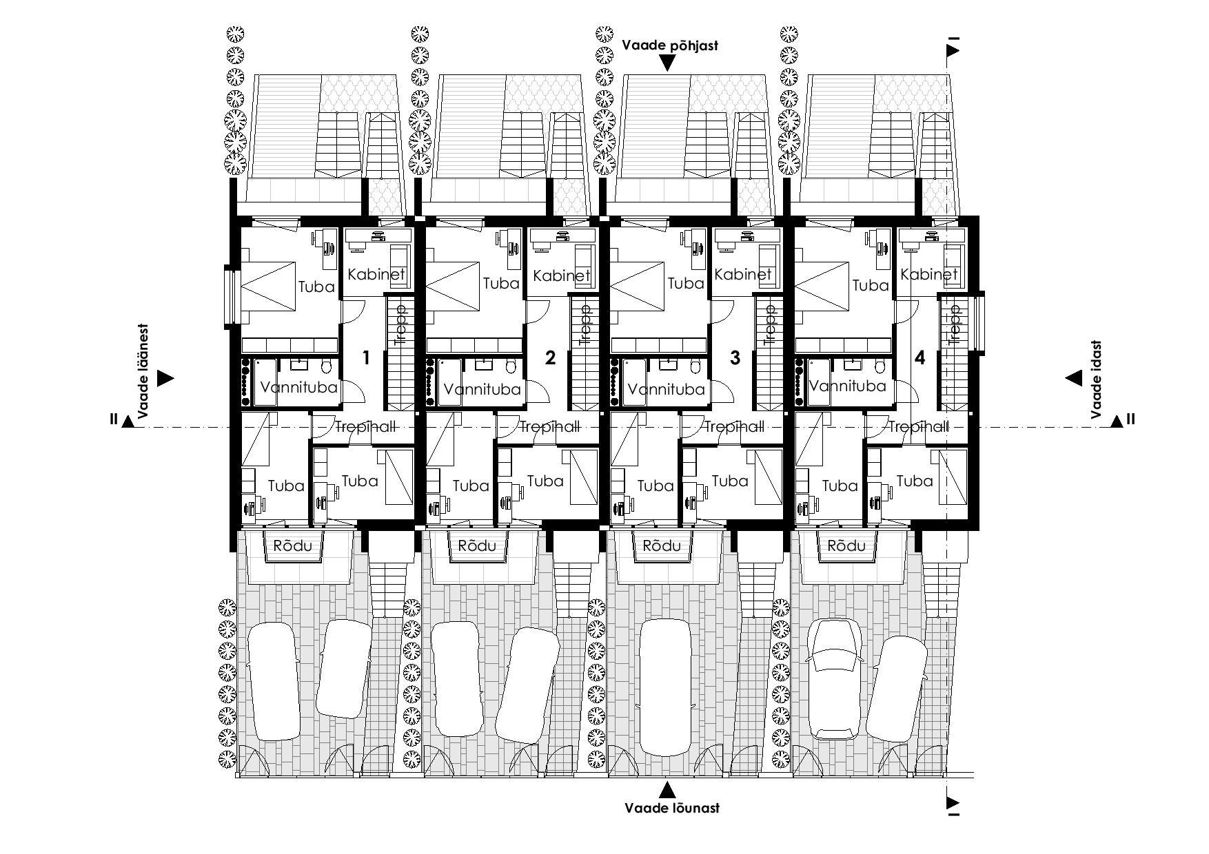 II korrus